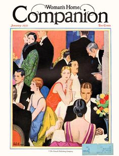 Woman's Home Companion 1931-01