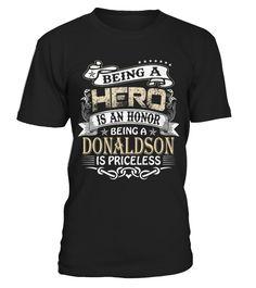 DONALDSON  #birthday #october #shirt #gift #ideas #photo #image #gift #costume #crazy #dota #game #dota2 #zeushero