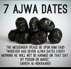 Ajwaah dates