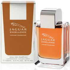 Jaguar Excellence Intense Eau De Parfum Spray Oz / 100 Ml for Men for sale online Jaguar, Parfum Spray, Sprays, Cologne, Perfume Bottles, Fragrances, Ebay, Popular, Amazon