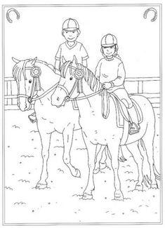 ausmalbilder bibi und blocksberg und tina   ausmalbilder   coloring pages for kids, coloring