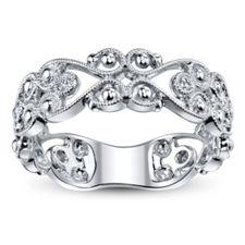 Ladies Vintage Wedding Rings | Robbins Brothers