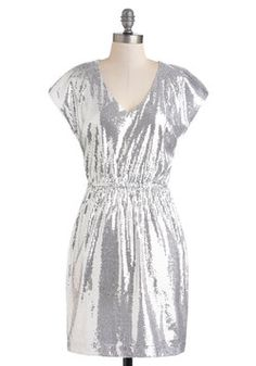 $26.99 Great Lake Shimmers Dress, #ModCloth