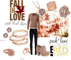 """Fall in Love with park Lane!"" by parklanejewelry on Polyvore"