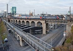 Refurbishment Viaduct Arches / EM2N