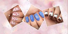 Manicure Mondays: The ultimate Christmas nail art