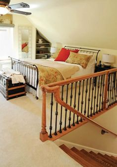 Painting A Cape Cod Style Bedroom All Those Angles Decor To Adore Pinterest
