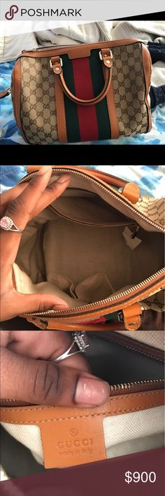 Gucci Gucci cross body bag. Authentic. Good condition. Let me know what you want to see down the comments Gucci Bags Crossbody Bags