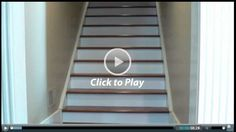 Video: carpeted stairs to hardwood stairs