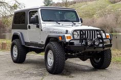 ExPo Classifieds: Rubicon Unlimited LJ with Miles – Expedition Portal 2006 Jeep Wrangler Unlimited, 2000 Jeep Wrangler, Jeep Tj, Rubicon, Land Cruiser, Military Vehicles, Portal, Dream Cars, Monster Trucks