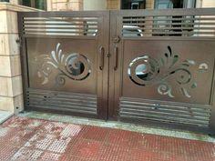 Iron Main Gate Design, Home Gate Design, Gate Wall Design, Grill Gate Design, House Main Gates Design, Front Gate Design, Main Door Design, Modern Steel Gate Design, Gate Designs Modern