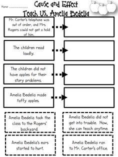Amelia Bedelia Cause and Effect.pdf