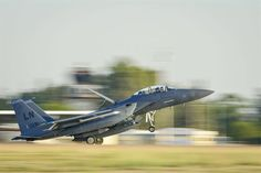 An F-15E Strike Eagle from the 48th Fighter Wing at Royal Air Force Lakenheath, England, lands at Incirlik Air Base, Turkey, Nov. 12, 2015. Six F-15Es are deployed in support of Operation Inherent Resolve and counter-Islamic State of Iraq and the Levant missions in Iraq and Syria. As an air-to-air and air-to-ground fighter aircraft, the F-15E specializes in gaining and maintaining air superiority. (U.S. Air Force photo by Airman 1st Class Cory W. Bush/Released)