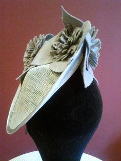 Fascinator. . .#hats. . #millinery