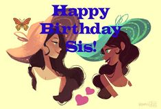 Happy Bday Pics, Happy Birthday Sis, Birthday Wishes, Positive Quotes For Life, Life Quotes, Black Women Quotes, Birthday Board, Mermaid Birthday, Happy Anniversary