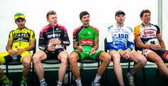 Leader's bench #TourDAz #bicycle #cycling #bike #keepcycling #cyclist #finish #winners #Baku #Azerbaijan #podium