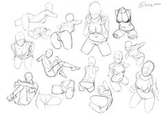 Pin on Art reference poses Anatomy Sketches, Anatomy Drawing, Anatomy Art, Art Drawings Sketches, Hand Drawings, Art Illustrations, Body Reference Drawing, Drawing Female Body, Anime Poses Reference