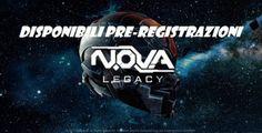 UNIVERSO NOKIA: Pre-registrazioni disponibili N.O.V.A. Legacy gioc...