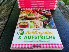 """Mein Kochbuch """"Lieblingsdisp & Aufstriche - Kochen mit dem Thermomix"""""""