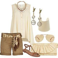 Conjuntos de Moda de Verano - Outfits espectaculares !