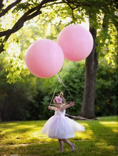 Vintage Ballerina Party » Chic Glamorous and Splendid