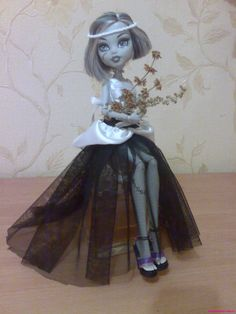 Patron et tuto pour robe Monster High
