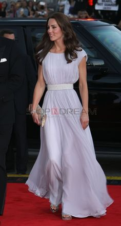 Kate Middleton attended the BAFTA Brits To Watch Gala  $162.99