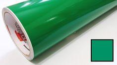 Vinil adesivo para envelopamento de móveis, eletrodomésticos, paredes, e decoração para sua casa. Cor verde bandeira