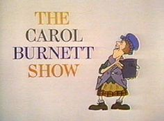 Carol Burnett, Tim Conway, Vicki Lawrence... a weekly staple in our home.