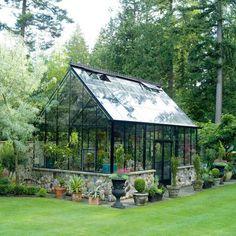 25 fantastiska växthus (varning för sommarhärliga bilder)