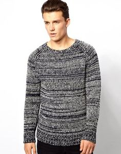Esprit Jumper In Chunky Knit