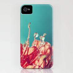 Holding On iPhone Case by Laura George - $35.00