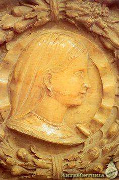 Catedral de Huesca. Retablo mayor: Úrsula Forment