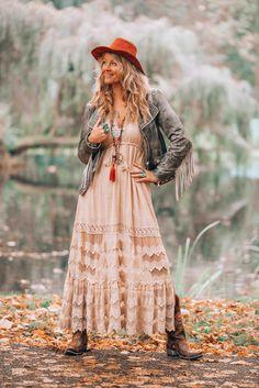 Boho Gypsy, Bohemian Mode, Hippie Dresses, Boho Dress, Hippie Clothing, Hippy Dress, Boho Outfits, Fashion Outfits, Cute Hippie Outfits