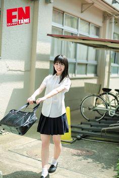 Best 10 Pin by kouji on Japanese school uniforms in 2019 School Girl Dress, School Uniform Girls, Girls Uniforms, High School Girls, School Outfits, Outfits For Teens, Girl Outfits, School Uniforms, Cute Asian Girls