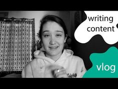 Writing Content | vlog