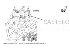Fichas castelos1