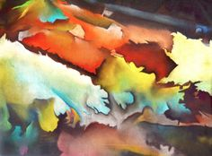 Collaboration Abstraction, by artist Hannah Miller