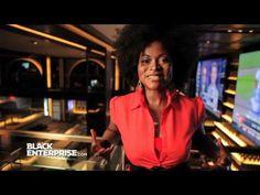 """Black Enterprise Magazine Video Interview   What is a """"Passion Blogger""""? #blogs"""
