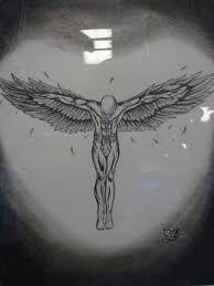 angel tattoo - Google Search