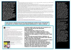 CONHEÇA, APOIE, E SEJA PATROCINADOR DE TODO O MEU TRABALHO COM ARTE DE TODOS OS TIPOS E GÊNEROS (Livros, Escritos, Projetos de Roteiros, Videos, Manuais, Leituras, Escritos, Frases, e Estórias - Romance, Arte Marcial, Quadrinhos, Curiosidades, Biografias, Vida Sentimental, Deus, Filmes, Projetos) e siga meus canais, redes sociais, e websites. UM TRABALHO IMENSO!  APOIE O AUTOR JORGE RODRIGUES CONTRA A PERIGOSA E FRAUDULENTA MÍDIA ABERTA TV E RÁDIO (Rede Globo, SBT, Rede TV, Educativa, Band…