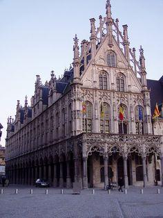 Stadhuis van Mechelen - Antwerp, Belgium
