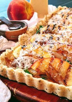 Indoor Grill Pan, Vegan Cream Cheese, Vegan Parmesan, Tart Pan, Savory Tart, Cashew Cream, Everything Bagel, Crust Recipe
