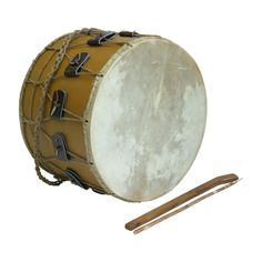 "16"" Rope Tuned Tupan Drum"