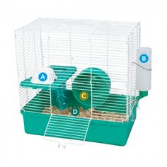 Pets on pinterest hamster cages hamsters and fish tanks for Fish tank for hamster