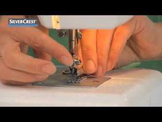 Lidl - Produktová videa - SilverCrest - Šicí stroj s overlockovým stehem - YouTube