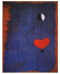 Joan Miró - Balerina