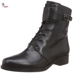 Ecco  ECCO ADEL, Bottes Combat de hauteur moyenne, doublure froide femmes - Noir - Noir, Taille 40 EU - Chaussures ecco (*Partner-Link)