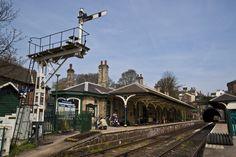 Knaresborough England   Knaresborough Railway Station by Paul in Leeds , on Flickr