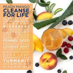 21 Amazing Benefits Of Cleanse For Life - Cleanse For Life, 30 Day Cleanse, Cleanse Day Isagenix, Turmeric Vitamins, Nutritional Cleansing, Peppermint Leaves, Healthy Aging, Food Is Fuel